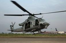 Nepal: Phát hiện xác trực thăng Mỹ mất tích gần biên giới Trung Quốc
