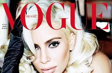Kim Kardashian quyến rũ khi hóa thân thành Marilyn Monroe