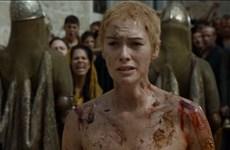 Tranh cãi về cảnh khỏa thân của Cersei trong Game of Thrones