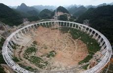 Kính viễn vọng khổng lồ thể hiện tham vọng bá chủ của Trung Quốc