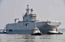 Những quốc gia nào đủ tiềm lực mua lại tàu chiến Mistral của Pháp?