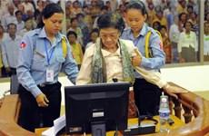 """Cựu """"đệ nhất phu nhân"""" của chế độ Khmer Đỏ qua đời"""