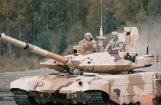 [Video] Xem phim 53 phút xe tăng Nga tập trận chống khủng bố