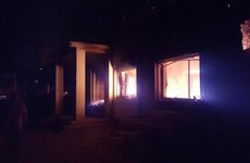Mỹ không kích bệnh viện tại Kunduz, ít nhất 3 bác sĩ tử vong