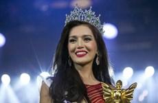 Cô gái Philippines đoạt vương miện Hoa hậu chuyển giới 2015