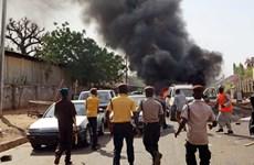 Đánh bom khủng bố ở khu chợ tại Nigeria, ít nhất 32 người chết