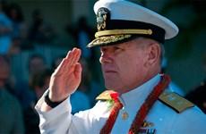 """Chỉ huy biên đội tàu sân bay Mỹ mất ghế vì xem """"ảnh tươi mát"""""""
