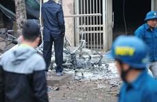Có 4 người tử vong, 1 người vẫn mất tích trong vụ nổ ở Văn Phú