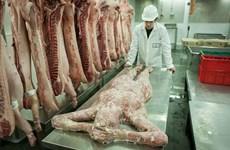 """Sự thật về bức ảnh Trung Quốc """"bán thịt người"""" ở Zambia"""