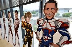 [Photo] Tổng thống Hoa Kỳ Obama cùng các nhà lãnh đạo dự Hội nghị G7