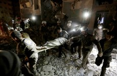 AFP: Chiến sự Syria ngày càng ác liệt, nhiều dân thường thiệt mạng