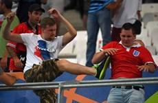 Ba cổ động viên Nga đối mặt án tù vì hành vi bạo lực ở EURO 2016