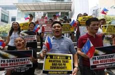Philippines cảnh báo công dân ở Trung Quốc trước phán quyết PCA