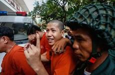 """Campuchia kết án tù một sinh viên kêu gọi """"cách mạng màu"""""""
