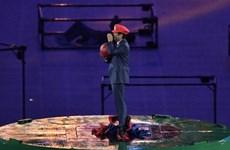 Thủ tướng Abe hóa thân Mario, giới thiệu Nhật đăng cai Olympic 2020