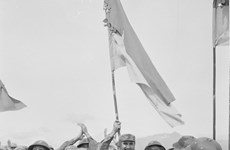 Phim màu Lãnh tụ Cuba Fidel Castro thăm Việt Nam năm 1973