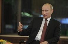Báo Pháp: Tổng thống Nga Putin mới là nhân vật của năm 2016