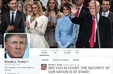 Trump phản ứng sau khi tòa liên bang đình chỉ lệnh cấm nhập cư