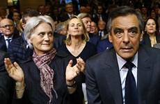 Pháp: Cảnh sát đột kích nhà riêng của ứng cử viên Fillon
