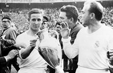 Huyền thoại bóng đá Pháp và Real Madrid Raymond Kopa qua đời
