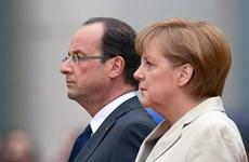 Bà Merkel và ông Hollande lên án cáo buộc của Tổng thống Thổ Nhĩ Kỳ