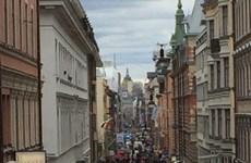 Thụy Điển: Ôtô lao vào đám đông ở Stockholm, nhiều thương vong