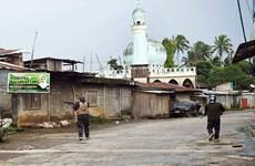 Philippines: Quân chính phủ dùng vũ khí hạng nặng tiễu trừ Maute
