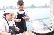 [Photo] Thực phẩm sạch Victoria chinh phục người tiêu dùng quốc tế