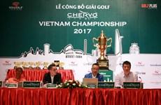 5 tay golf xuất sắc nhất giải Chervo Vietnam sẽ được tranh tài ở Italy