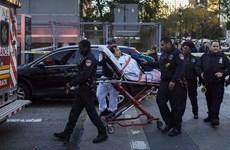Tấn công ở New York: Bỉ, Argentina xác nhận công dân thiệt mạng
