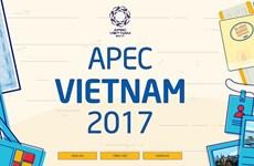Ra mắt chuyên trang đặc biệt về APEC Vietnam 2017 bằng 3 ngôn ngữ