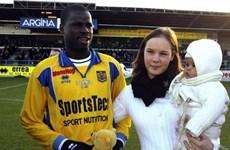 Thất nghiệp, ngủ sàn nhà, cựu sao Arsenal Eboue từng nghĩ đến tự sát