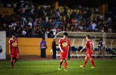 Hoàng Anh Gia Lai thua tan nát, Hà Nội FC chiếm ngôi đầu bảng