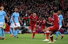 Champions League: Liverpool đè bẹp Man City, Barcelona hạ đậm Roma