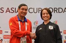Đội tuyển nữ Việt Nam sẽ chơi phòng ngự phản công trước Nhật Bản