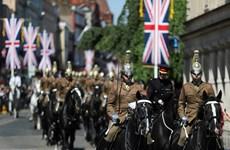[Video] Tổng duyệt diễu hành chuẩn bị cho Lễ cưới Hoàng gia Anh