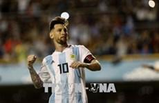 Lịch trực tiếp World Cup 2018 ngày 16/6: Messi xuất trận