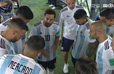 Messi mới là người chỉ đạo trận Argentina-Nigeria thay vì Sampaoli?