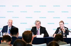 Siemens muốn xây dựng 'con đường tơ lụa kỹ thuật số' ở châu Á