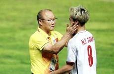Đài Hàn Quốc nói trận gặp Olympic Việt Nam là 'bán kết trong mơ'