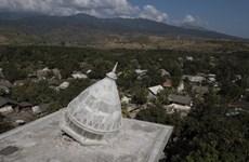 Video sóng thần kinh hoàng ập vào Palu sau động đất ở Indonesia