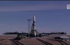 [Video] Khoảnh khắc tàu vũ trụ Nga gặp sự cố, phi hành gia thoát chết