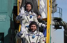 [Photo] Tàu vũ trụ Nga phải hạ cánh khẩn, phi hành gia thoát chết