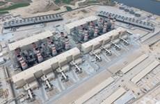 [Photo] Cận cảnh nhà máy điện lớn nhất thế giới tại Ai Cập