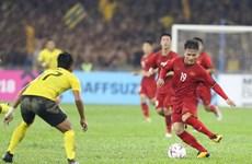 AFF Cup: Tiền đạo gốc ngoại của Malaysia lo ngại Quang Hải