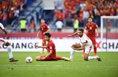 Xem video Phan Văn Đức hai lần suýt ghi bàn vào lưới Jordan