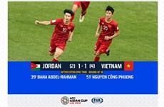 Đặng Văn Lâm nói gì khi cản phá penalty giúp Việt Nam vượt qua Jordan