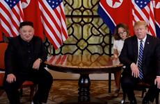 Video trực tiếp ông Donald Trump và ông Kim Jong-un họp ngày thứ 2