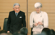 Cuộc sống giản dị của Nhà Vua và Hoàng hậu Nhật Bản sắp thoái vị
