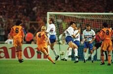 Video Barcelona đánh bại Sampdoria để lần đầu tiên đoạt Cúp C1